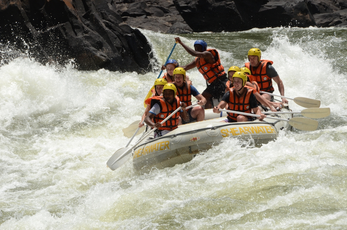 Multi Day Rafting – The New Pioneering Spirit